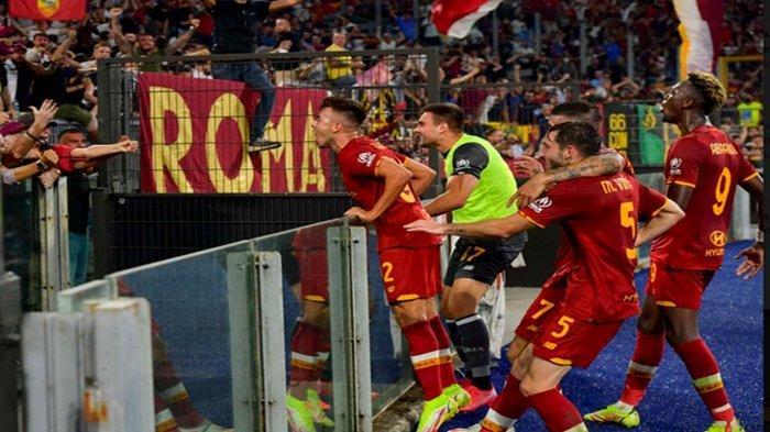 Roma Menang Dramatis Atas Sassuolo, Mourinho Akui Selebrasinya Seperti Bocah: Saya Sudah Bohong