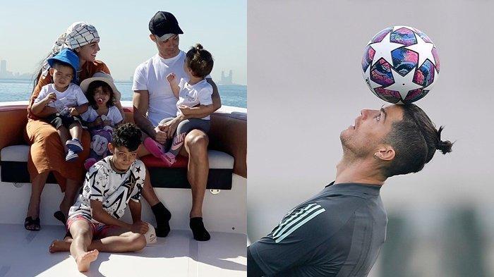Cristiano Ronaldo Beli Pulau Pribadi untuk Jaga Keluarganya dari Penyebaran Virus Corona (Covid-19)