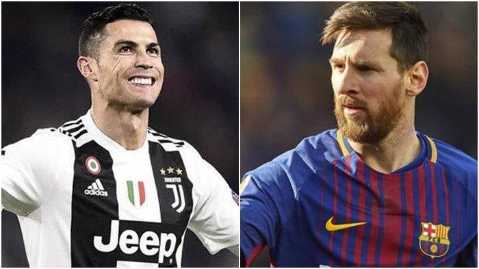 Tampil Menggila di Juventus, Pujian Lionel Messi untuk  Ronaldo adalah Sang Predator!