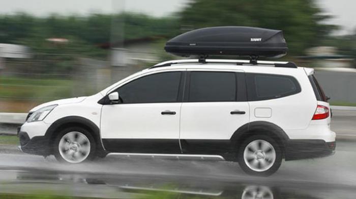 Boleh Bawa Barang di Atap Mobil, Dengan Syarat