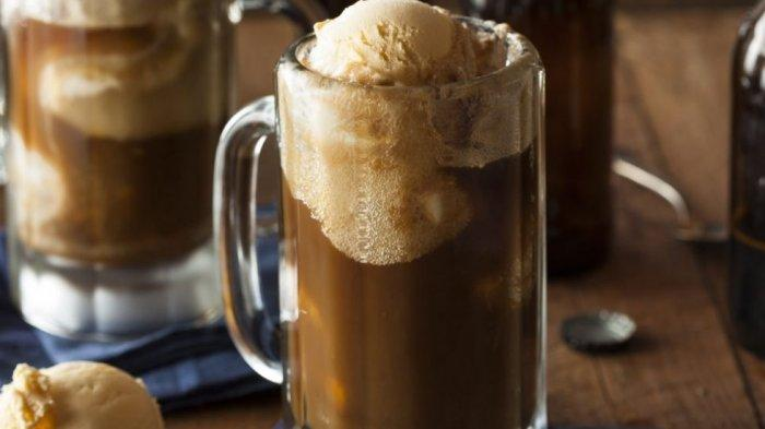 Lega Rasanya Setelah Mencoba Coffee Root Beer, Begini Cara Bikinnya