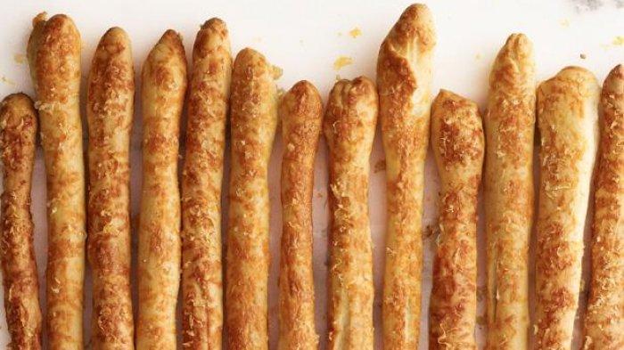 Breadsticks, Camilan Renyah dan Lezat, Ini Resepnya