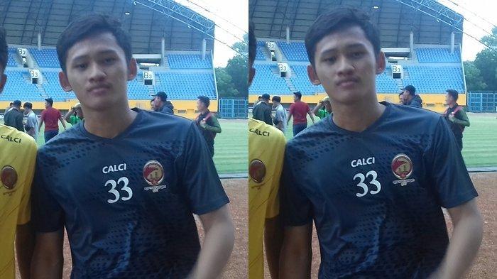 Royhan Pemain Lokal Sumsel U 20 Piala Gubernur Siap Bersaing Dengan 3 Kiper Sriwijaya FC Lainnya