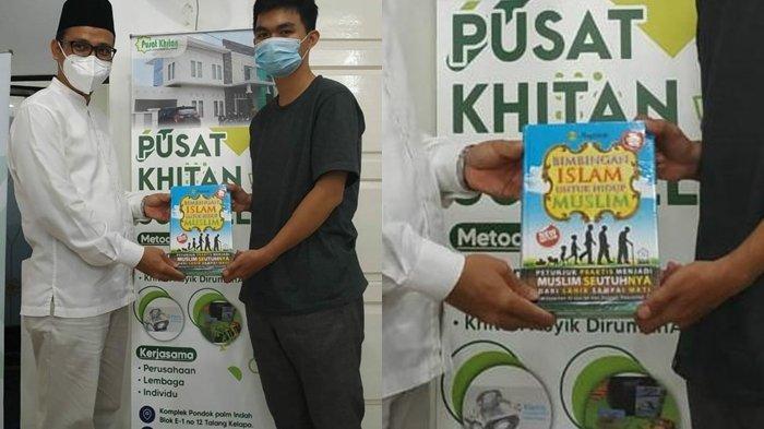 BKPRMI Gandeng Klinik Umat Sosialisasi Protokol Kesehatan pada TK/TPA di Kota Palembang