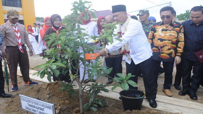 RSUD Martapura Diresmikan, Habiskan DAK Rp 11,8 Miliar Diharapkan Bisa Menyaingi Swasta