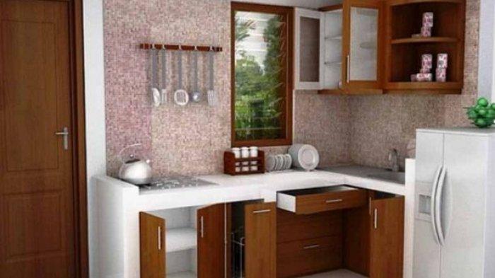 Inilah 8 Langkah Menciptakan Dapur Minimalis: seperti Warna Monokrom dan Material Warna Tanah