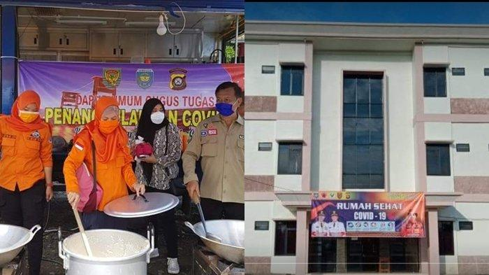Kabupaten OKU Selatan Berada di Zona Oranye, Wisma Islamic Centre Tempat Isolasi Pasien Covid-19