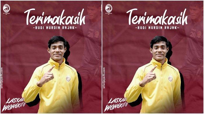Pemain Musim Lalu Tinggal Hitungan Jari: Rudi Nurdin Rajak Batal Gabung, Sriwijaya FC tak Ada Kiper