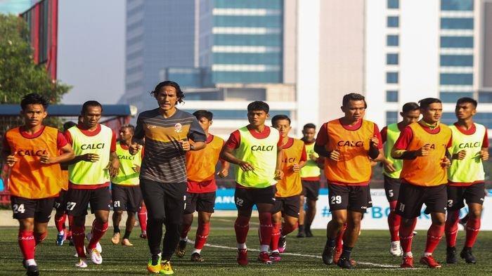 Penggawa Sriwijaya FC Langsung Persiapan dan Pindah Homebase di Padang