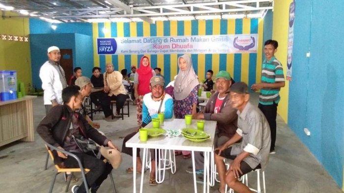 Rumah Makan Gratis bagi Kaum Dhuafa di Palembang, Bisa Makan Setiap Hari di Sini Lokasinya!