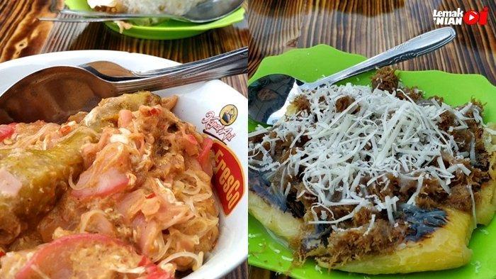Bandrek Kering dan Colenak, dua dari jenis makanan yang menjadi Best Seller di Rumah Susu Mimimoo. Semua makanan yang ada di sini dibandrol dengan harga yang sangat terjangkau namun tetap dengan kualitas rasa yang sangat enak.