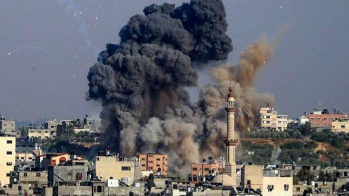 Kian Membabi Buta, Rumah Sakit Indonesia di Gaza Dibombardir Pasukan Israel