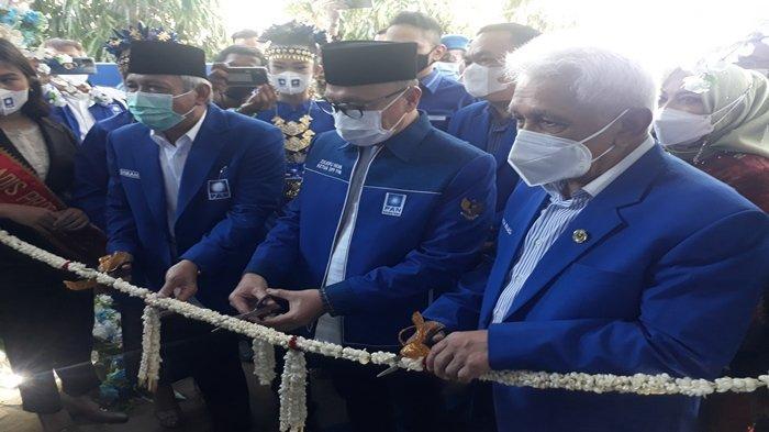 Alamat Kantor DPW PAN yang Baru Saja Diresmikan Zulkfli Hasan, Ini Harapan Sang Ketua Umum