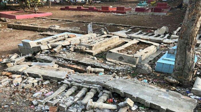 Anak Putus Sekolah Diduga Merusak Pemakaman Warga Dusun Pagaralam