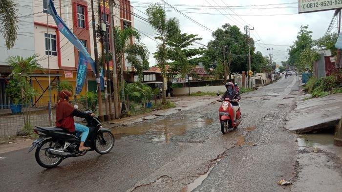 Janji Walikota : Perbaikan Jalan Sukabangun 2 Akan Dilaksanakan Tahun 2020 Ini