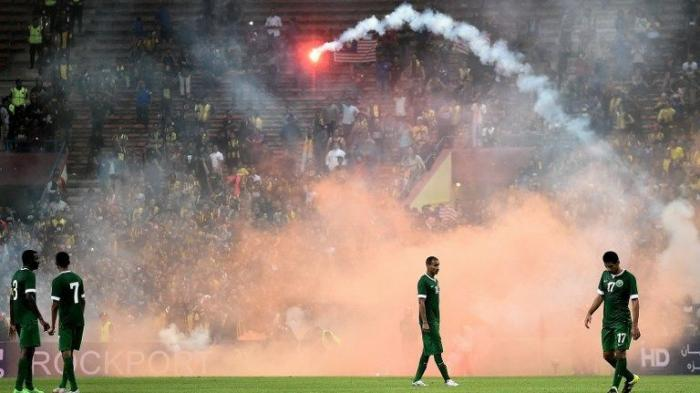 Usai Partai Final Piala Menpora 2021 Persib vs Persija, Graha Persib Dirusak Oknum Suporter Bobotoh