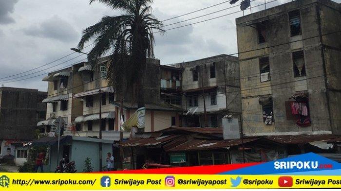 Sempat Tertunda, Rumah Susun Jalan Radial Bakal Direnovasi Pemkot Palembang, Tunggu Menteri BUMN