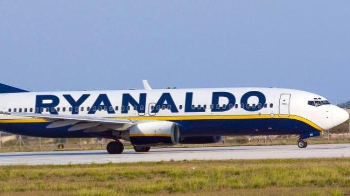 Ryanair Berubah Jadi Ryanaldo Gara-gara Cristiano Ronaldo