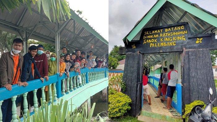 Wisata Religi Sabokingking, dari Sejarah Masa Kejayaan Sriwijaya hingga Kerajaan Palembang