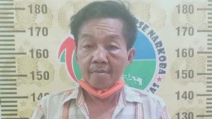 Dicegat Polisi, Pria Musi Rawas Ini Buang Sesuatu di Tepi Jalan Desa Ciptodadi Kecamatan Sukakarya