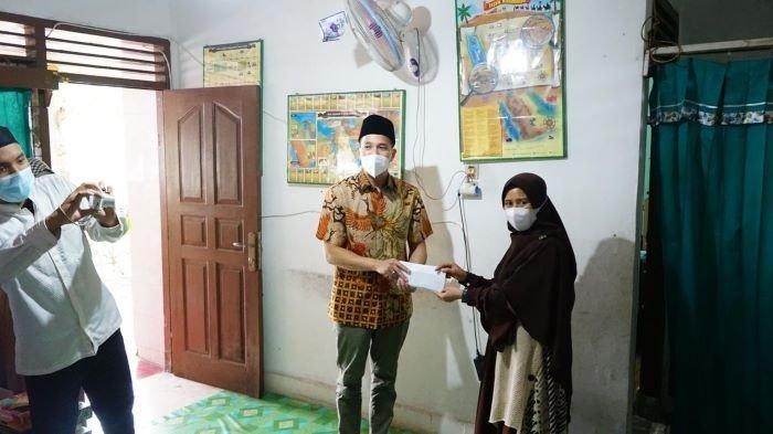 Mantan Cawako Palembang Ini Tuntaskan Safari Panti Asuhan 1000 Santri Terima Santunan Selama Ramadan