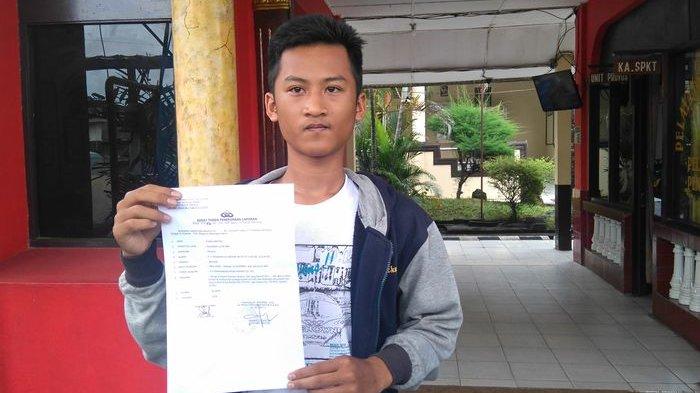 Pengantar Koran Ditodong Dua Begundal di Depan Gudang Cat Jalan Perintis Kemerdekaan