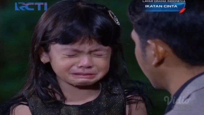 Nino Hilang Akal Bawa Kabur Reyna untuk Hidup Dengannya, Andin Nangis Kejer, Ikatan Cinta 14 Juli