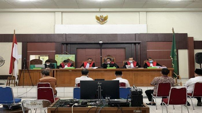 Sidang Korupsi Masjid Raya Sriwijaya Digelar Hingga Malam, 11 Saksi Dipanggil JPU Kejati Sumsel
