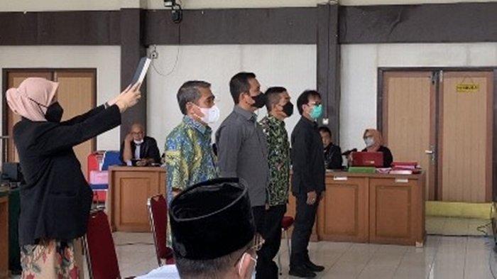Wakil Bupati Ogan Ilir Saksi Sidang Korupsi Masjid Raya Sriwijaya, Anggaranya Tak Dibahas di TAPD