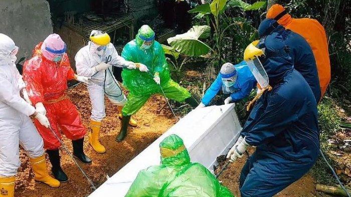 Jenazah Covid-19 Jangan Ditolak Dimakamkan,Begini Penjelasan Ahli,Virus Corona tak Menyebar di Tanah