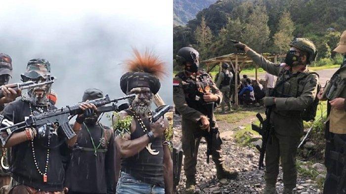 Catatan 3 Tahun 215 KKB Papua Buru anggota TNI Polri dan Tewaskan Jenderal BIN, Kini Dikepung Habis