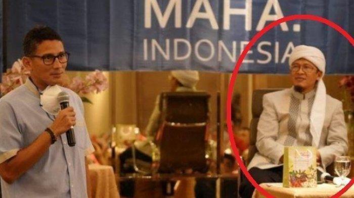 Salaman Aa Gym Ditolak Sandiaga Uno, Mantan Calon Wakil Presiden Itu Minta Maaf, Ngaku Bukan Sombong