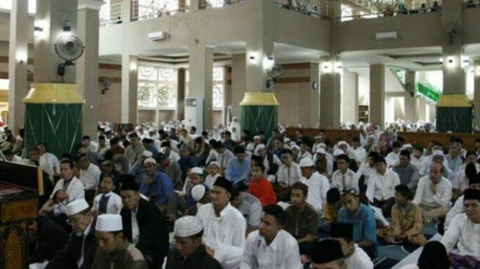 PALEMBANG Zona Merah, Walikota Harnojoyo Larang Seluruh Masjid Gelar Salat Id: 'Cukup di Rumah Saja'
