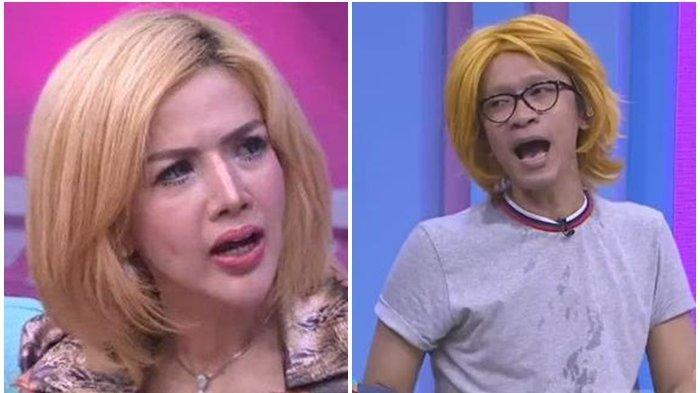 Saling Sindir, Barbie Kumalasari Marah sama Aming depan Ruben Onsu : 'Duh kayaknya Beneran'