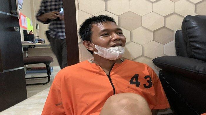 Terungkap Hasil Kejiwaan Penusuk Polisi di Palembang, Pelaku Ternyata Normal