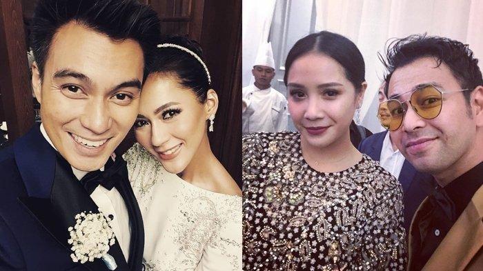 Sampai Dipuji Gempita, Segini Harga Make Up Nagita Slavina Saat Datang ke Nikahan Baim Wong