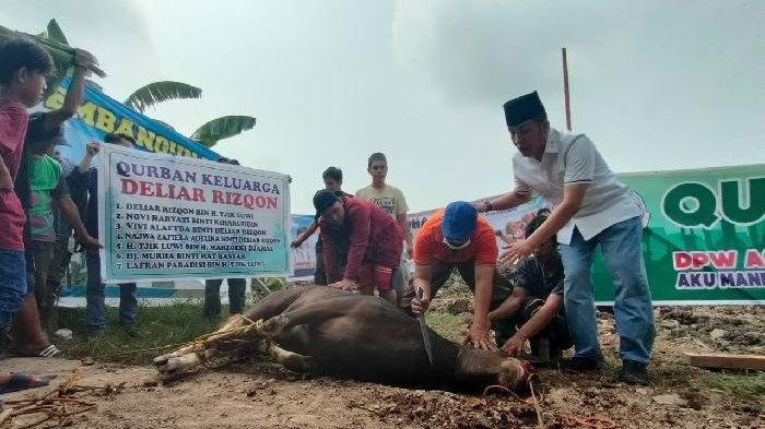Daging Kurban Diantar ke Rumah, untuk Hindari Kerumunan saat Pandemi