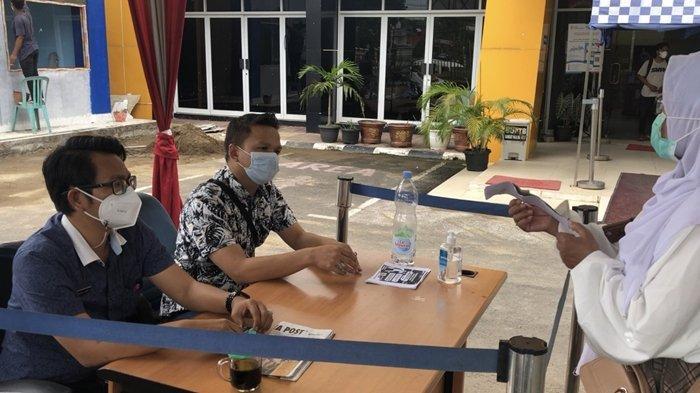 Hari Pertama Pemutihan Pajak 2021 di Samsat Palembang, Ini Dugaan Mengapa Masih Sepi yang Datang