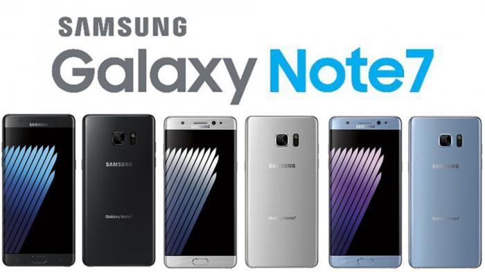 Setop Produksi Galaxy Note 7, Apple Kecipratan Rezeki
