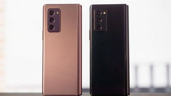 Bisa Dipesan Mulai Hari Ini, Berikut Spesifikasi Ponsel Layar Lipat Samsung Galaxy Z Fold 2