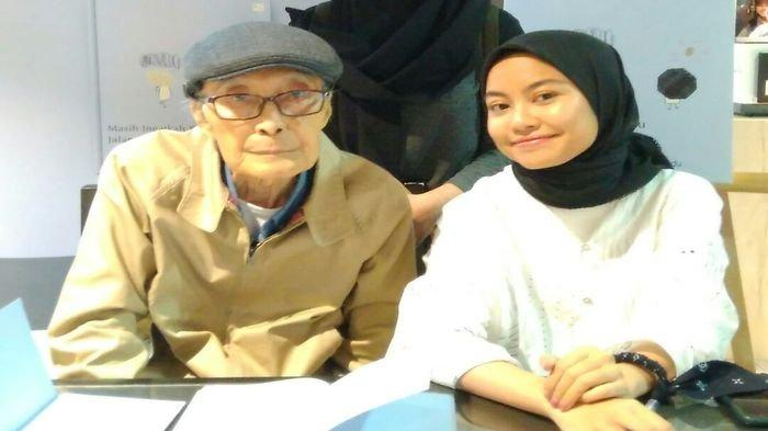 'Masih Ingatkah Kau Jalan Pulang', Puisi Karya Bersama Sapardi Djoko Damono dan  Nadhifa Allya Tsana