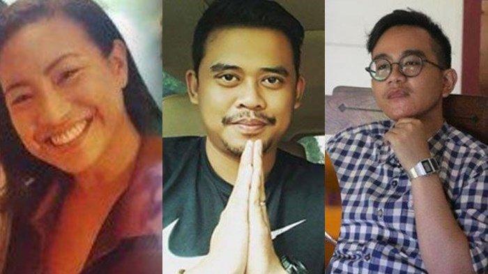 Rekam Jejak Menantu dan Putra Jokowi di Pilkada 2020, Juga Keponakan Prabowo vs Anak Maruf Amin