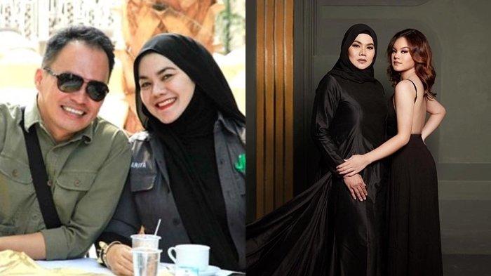 Faisal Harris Pilih Jennifer Dunn, Shafa Harris Ungkap Kondisi Sarita Abdul Mukti Rumah Mewah Dijual
