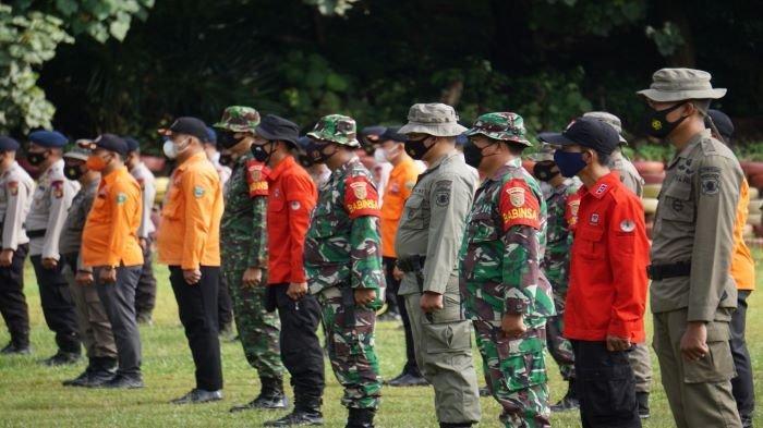 Antisipasi Bencana, Brimob Polda Sumsel Gelar Latihan Gabungan Penanganan Karhutla di Sumsel