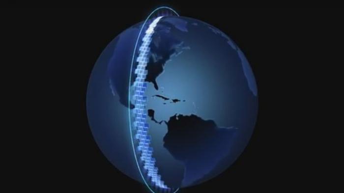 50 Satelit Akan Potret Bumi Setiap Hari