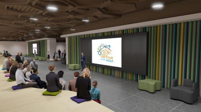 Satu Klik, Aku Pintar Virtual Edu-Expo 2021, Jawaban Tantangan Pendidikan di Kenormalan Baru