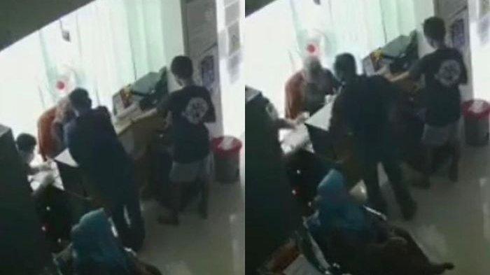 Polisi Tangkap Satpam yang Tampar Perawat Gegara Ditegur tak Pakai Masker, Berawal Datangi Klinik