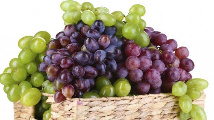 Rutin Konsumsi Buah Anggur Setiap Hari, Ini 15 Manfaatnya untuk Mengobati Penyakit dan Kecantikan