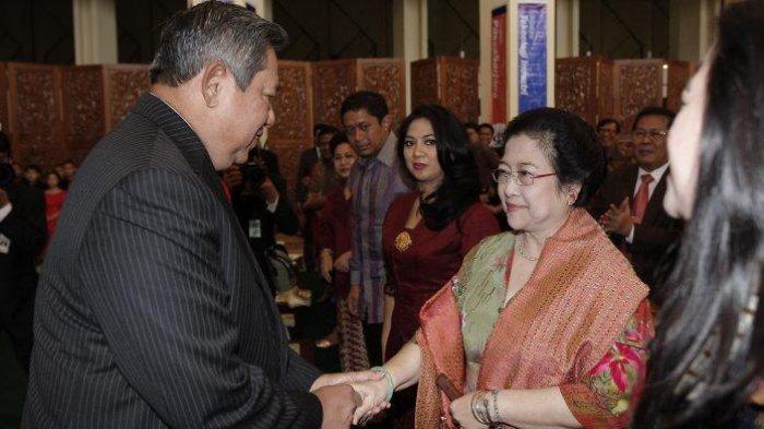 Megawati Disebut Dendam Pada SBY Lalu Berimbas ke AHY, Puan Maharani Justru Ungkap Fakta tak Terduga