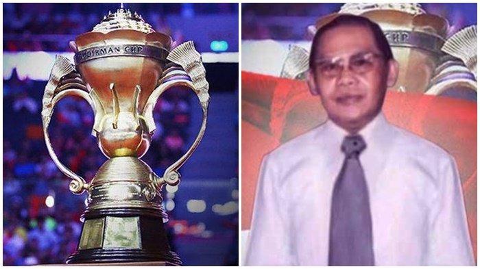 SEJARAH Piala Sudirman, Nama Piala Bukan diambil dari Panglima Jenderal Sudirman, Ternyata Sosok Ini